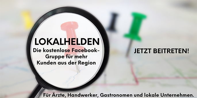 Local SEO Facebook Gruppe LokalHelden