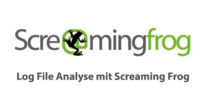 Log File Analyse mit Screamingfrog